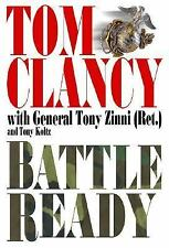 Battle Ready by Tom Clancy (2004, H/C, D/J, ) First Edition               (TC#1)