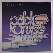 PABLO CRUISE: Reflector LP (promo stamp obc) Rock & Pop