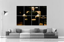 Le parrain godfather michael corleone Art Poster Grand format A0 Large Print