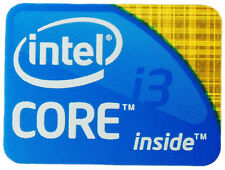 INTEL CORE I3 STICKER LOGO AUFKLEBER 21x16mm (169)