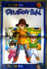 Q22 Poster Dragonball-Dragon Ball Bulma sul pianeta Namecc