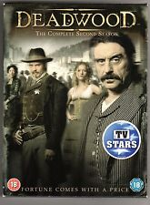 (GW48) Deadwood: The Complete Second Series - 2006 DVD