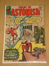 TALES TO ASTONISH #45 VG (4.0) ANT MAN JULY 1963 JACK KIRBY*