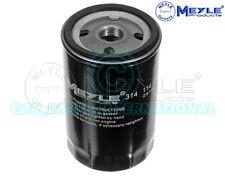 Meyle Oil Filter, Screw-on Filter 314 114 0007