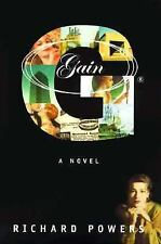 "Gain : A Novel by Richard Powers (1998, Hardcover) First Edition ""Like New"""