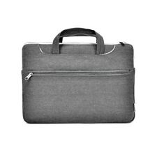 "Denim Fabric Gray Sleeve Bag Case for All 13"" Macbook /Air /Pro /Chromebook"