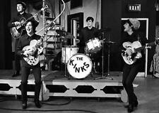 KINKS THE KINKS POSTER BANDPICTURE QUER
