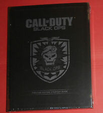 CALL OF DUTY , BLACK OPS , PRESTIGE EDITION ,STRATEGY GUIDE , MINT , SEALED