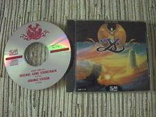 CDMUSIC FROM YS ORIGINAL SOUNDTRACK OST BANDA SONORA USADA USED EN BUEN ESTADO