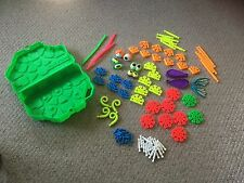 Adorable Set! Pre Owned Kid K'Nex 100 pieces.  GREAT FUN!