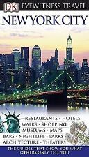 New York (EYEWITNESS TRAVEL GUIDE), DK Publishing, Good Condition, Book