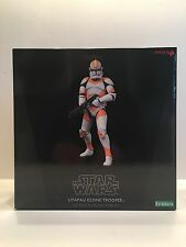 Utapau Clone Trooper Figure ARTFX By Kotobukiya Star Wars Figure BRAND NEW !!!