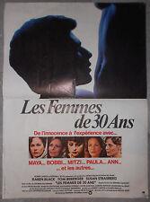 Affiche LES FEMMES DE 30 ANS In Praise of Older Women KAREN BLACK Berenger 40x60