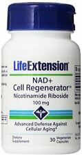 NAD+ Cell Regenerator Nicotinamide Riboside, Life Extension, 30 capsule 1 pack
