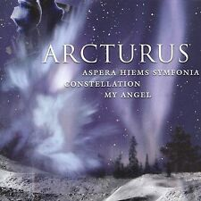 "Arcturus ""Aspera Hiems Symfonia / Constellation + My Angel"" 2CD Avant Metal"