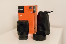 Sony Vario-Tessar T* FE 24-70mm F4 ZA OSS SEL2470Z Lens - Excellent condition