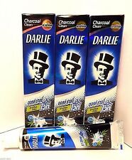 DARLIE CHARCOAL CLEAN TOOTHPASTE 3 PCS WHITENING 3x40 G FREE WORLDWIDE SHIPPING