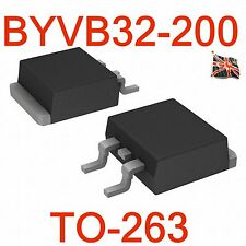 Byvb 32-200 byvb 32-10 Diodo ufast byvb 32 18a 200v to-263 UK STOCK