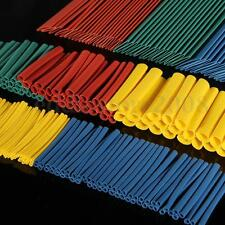 260pc Heat Shrink Wire Wrap Assortment Tubing Electrical Connection Cable Sleeve