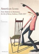 American Icons: From Madison to Manhattan, the Art of Benny Andrews, 1-ExLibrary