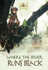 WHERE THE RIVER RUNS BLACK (1986 Charles Durning)- Region Free DVD - Sealed