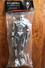 "SDCC 2008 - BATTLESTAR GALACTICA: ""DOWNLOADED"" CYLON ACTION FIGURE DIAMOND RARE"