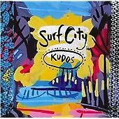 SURF CITY, KUDOS, NEW ZEALAND 11 TRACK CD ALBUM IN DIGIPAK FROM 2010, (MINT)