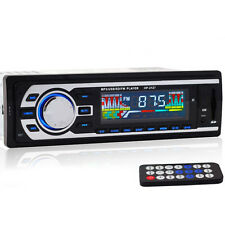 Top Quality Auto Car Stereo Audio In-Dash FM Aux Input Receiver SD USB MP3 Radio
