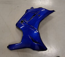 SUZUKI SV650 SV650S 2003 2007 03 07 K3 K7 RIGHT SIDE FAIRING PANEL BLUE