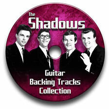155 TITEL THE SHADOWS & HANK MARVIN MP3 GITARRE PLAYBACK Titel
