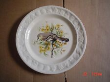 Palissy Royal Worcester Collectors Plate MOCKINGBIRD - AMERICAN BIRD SERIES