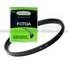 FOTGA 62mm Multi Coated MCUV MC UV lens Filter Protector for Nikon Canon Sony