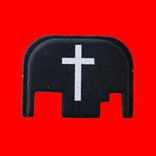 For Glock Rear Slide Back Plate Cover Cross