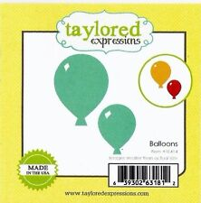 Taylored Expressions Little Bits Balloons Die Set