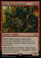 Siege-Gang Commander FOIL | NM | Duel Deck: Anthology | Magic MTG