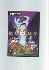 THE MUMMY - KIDS CHILDS 7+ ACTION ADVENTURE PC GAME - FAST POST - COMPLETE