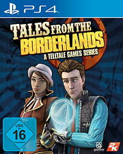Tales From The Borderlands - A Telltale Games Series (Sony PlayStation 4, 2016)