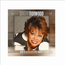 God's Been Just That Good by Dorothy Norwood (CD, Malaco)