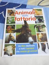 ANIMALI DELLA FATTORIA EDIZIONI EL