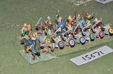 25mm viking warband 23 figures (15671)