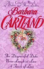 Barbara Cartland: Three Complete Novels