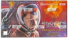 ENDER'S GAME TRADING CARDS BOX (CRYPTOZOIC 2014)- HARRISON FORD AUTO?!