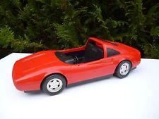 �� Ancienne Voiture Ferrari 328-GTS Rouge Barbie Mattel Année 1986 France