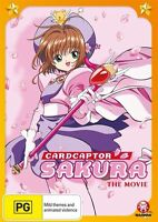 Cardcaptor Sakura: The Movie DVD NEW