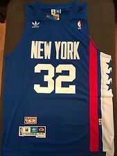 Julius Erving Throwback New York Nets Jersey Size Medium