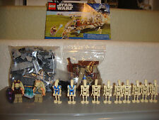 LEGO 7929 Star Wars ***The Battle Of Naboo***, COMPLETE