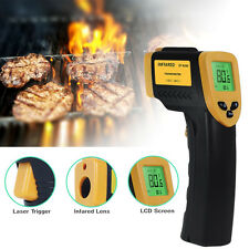 Temp Meter Temperature Gun Non-contact Digital Laser Infrared IR Thermometer New