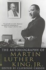 Autobiography of Martin Luther King, Jr. by Clayborne-Ed Carson (2001,...