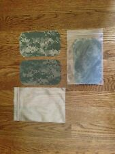 ACU MILITARY DIGITAL CAMO CORDURA 500D FABRIC REPAIR KIT NO-IRON PATCH SET