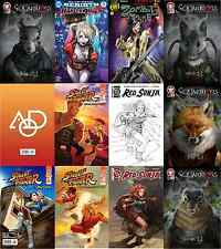 AOD COLLECTABLES ASHLEY WITTER COLLECTION 11 COMICS FOR $75.00 AND FREE SHIPPING